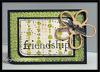 ST Card Kit Friendship Card
