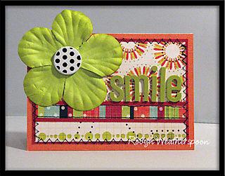 ST Card Kit Smile Card