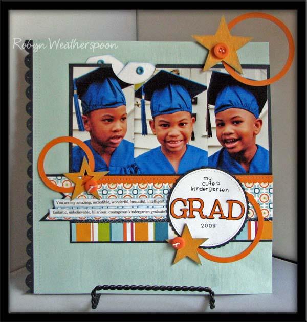 My Kidergarten Graduate
