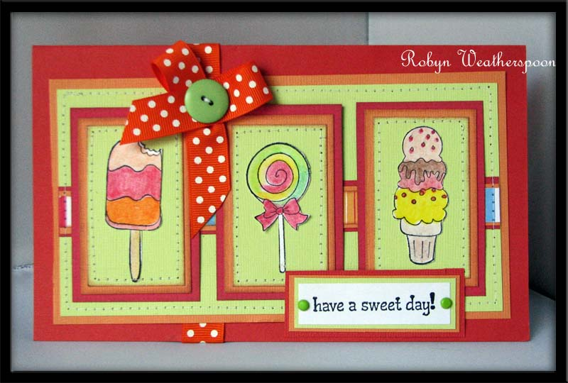 USC Have A Sweet Day Card