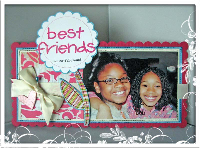 ST Best Friends Layout
