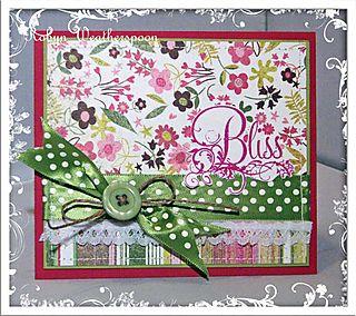 ST Bliss Card
