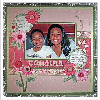 Beautiful Cousins