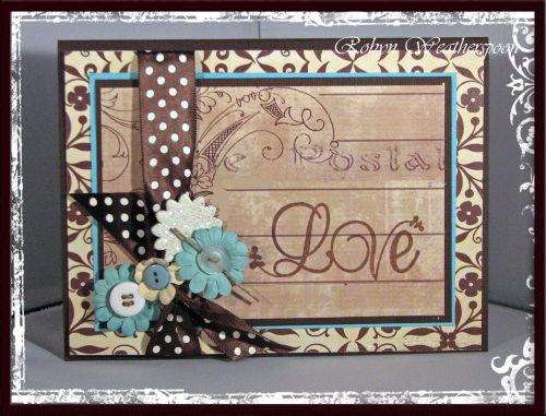 WP Love Card