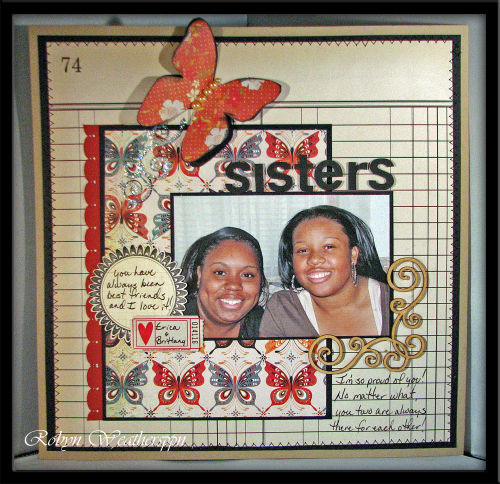 ST Sisters