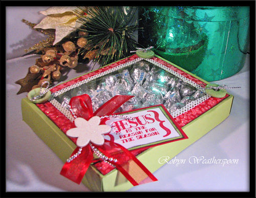 RC Christmas Gift Box