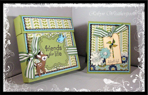 USC Friends For Life Boxed Set