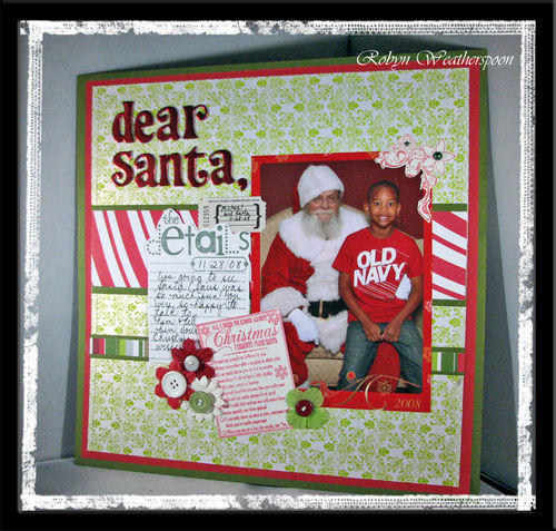 ST Dec Dear Santa layout