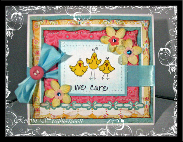 USC We Care Card
