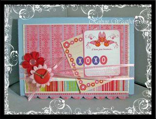 ST-CC XOXO Card 2