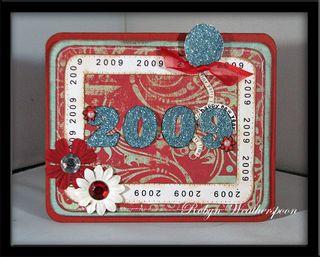 CC 2009 Card