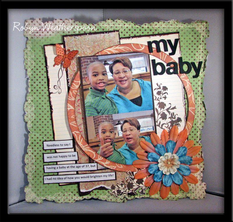 ST-My Baby