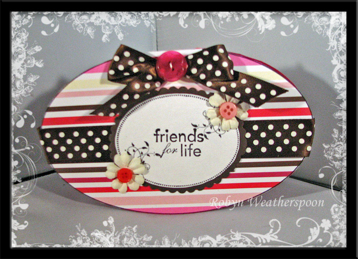 CC Friends for Life Card