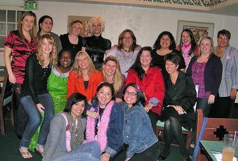 Prima Donnas group photo 1