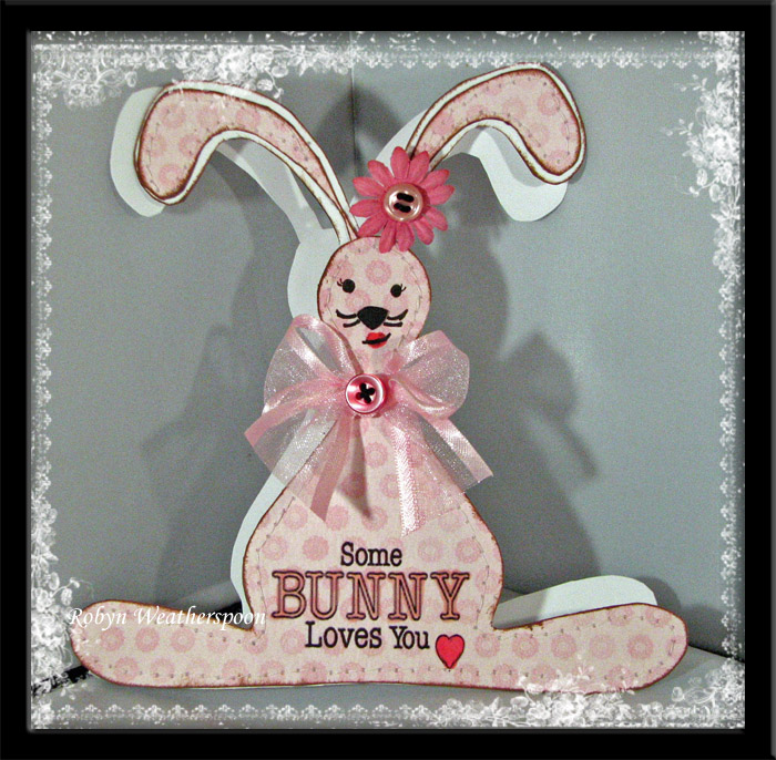 CC Some Bunny Loves You