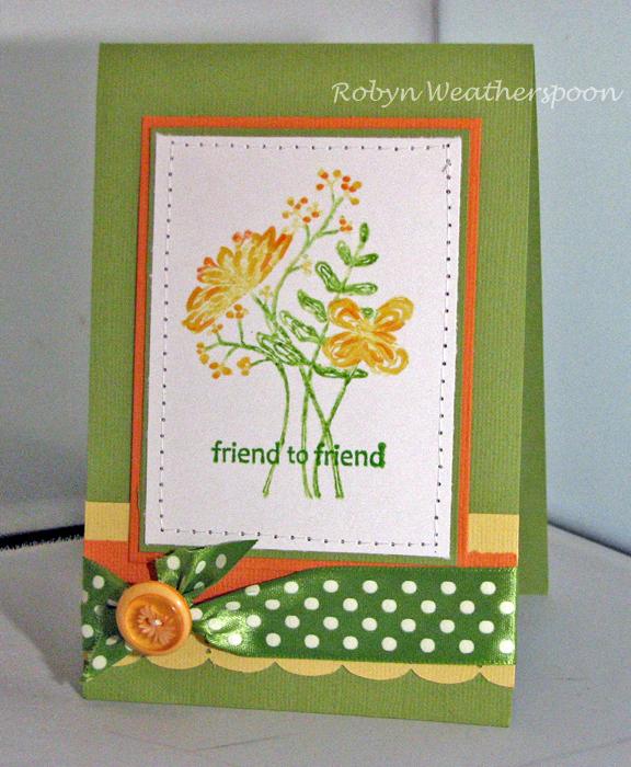 USC Friend to Friend