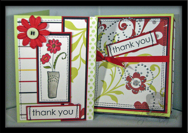 USC Floral Fantastical Card and Box