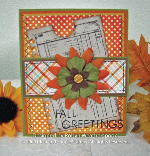 CSS Fall Greetings