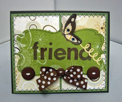 BB Friend Card