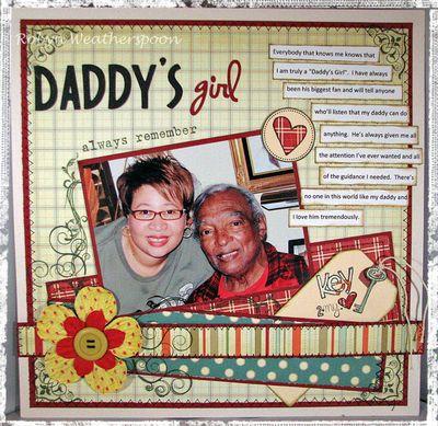 USC Daddy's Girl