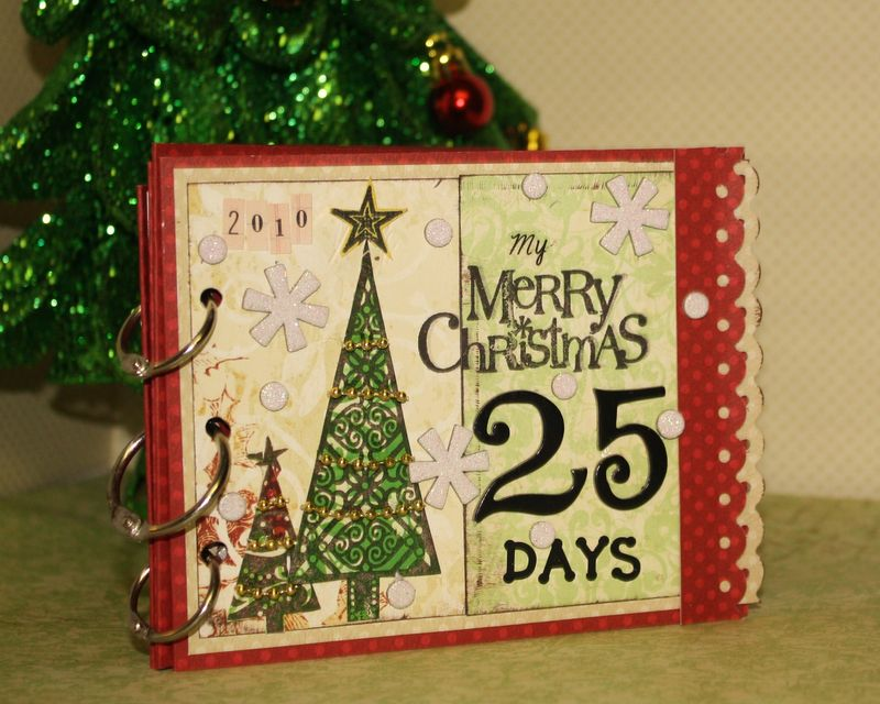 USC Christmas Journal 1
