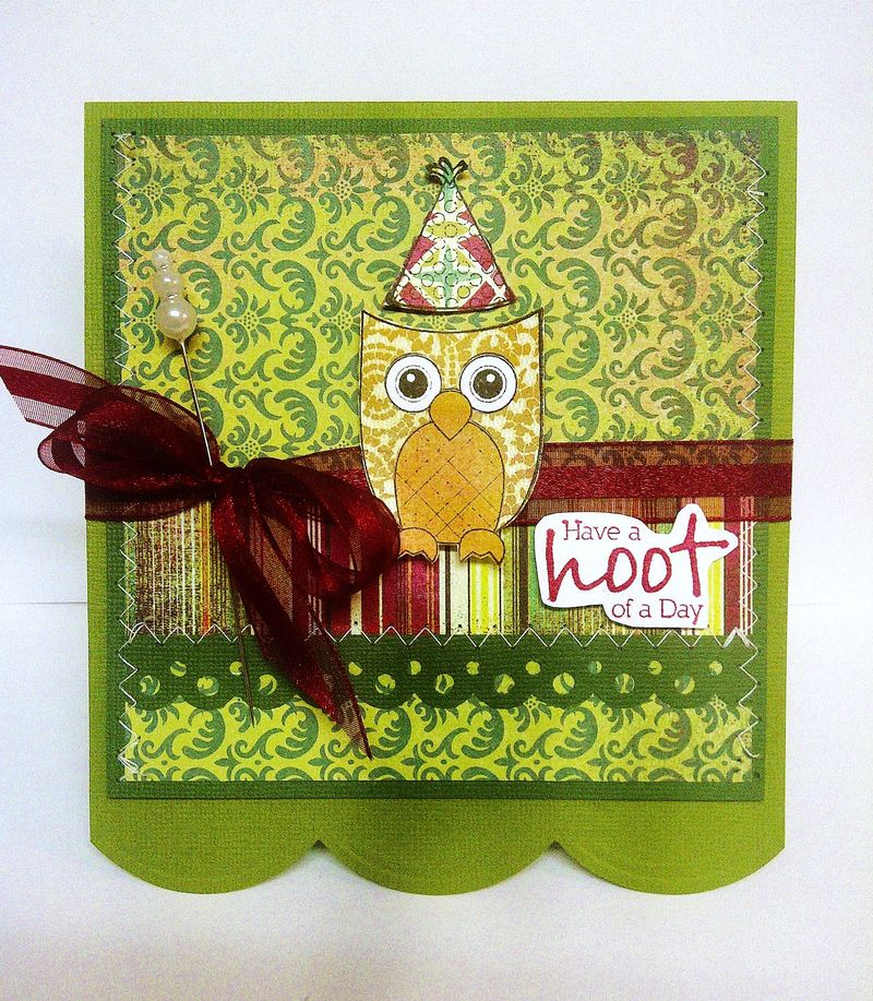 USC Have A Hoot of A Day robynw